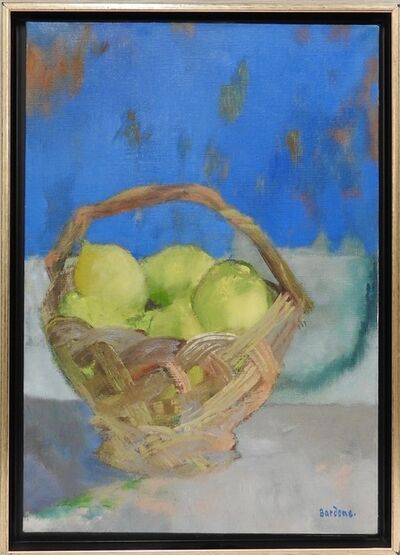 Guy Bardone, 'Le panier de fruits', 1998