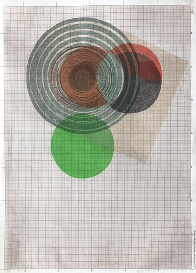 """Eve Sussman, 'Untitled (proofs for dance called, """"Madison Color Theory"""")', 2021"""