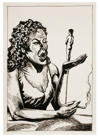 Raymond Pettibon, 'Untitled', 1984
