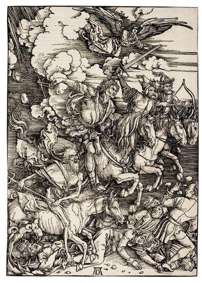 Albrecht Dürer, 'Apocalypsis cum figuris', 1511