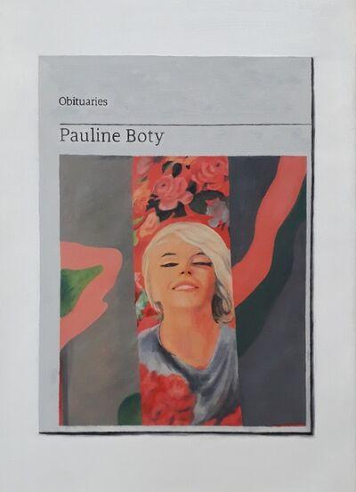 Hugh Mendes, 'Obituary: Pauline Boty', 2020