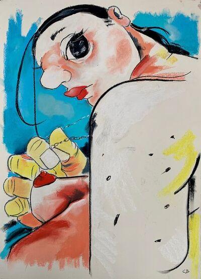 Cristina BanBan, 'Con Los Ojos Abiertos', 2019