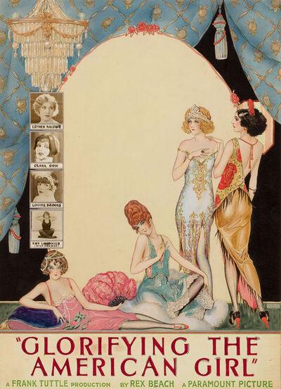 Alberto Vargas, 'Glorifying The American Girl', 1926