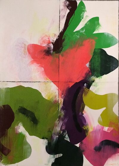 Carlos Arnaiz, 'Untitled, quadriptych', 2016