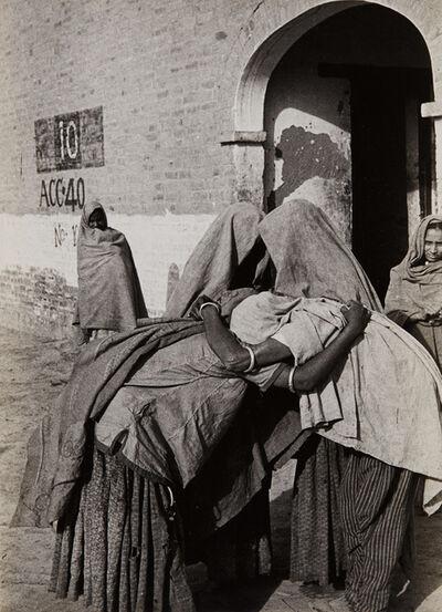 Henri Cartier-Bresson, 'Grieving Indian Women after Partition', circa 1947