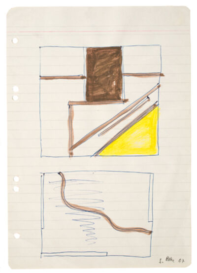 Sigmar Polke, 'Ohne Titel', 1967