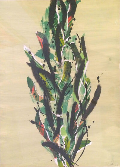 Catharine Warren, 'Cypress Green', 2001