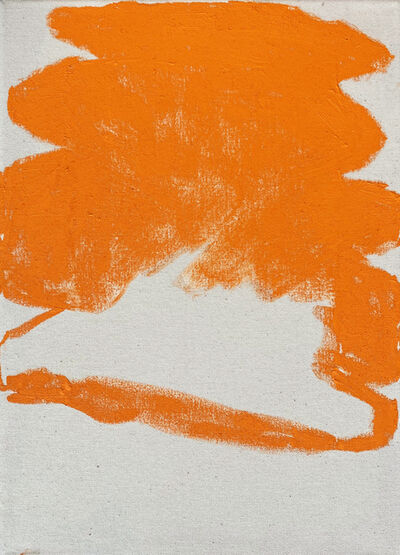 Gabriele Herzog, 'Untitled (Orange)', 2021