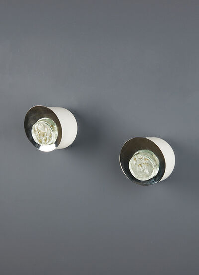 Max Ingrand, 'Modèle 2441, Pair of wall light', vers 1960