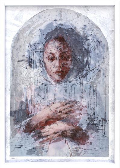 Borondo, 'Eva', 2017
