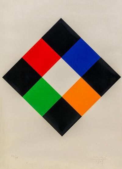 Max Bill, 'Quadrato', 1969