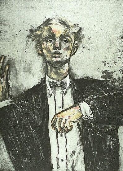 Katsura Funakoshi, 'Irregular Caesarus', 1993