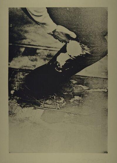 Joseph Beuys, 'Aus Eurasienstab', 1970-1980