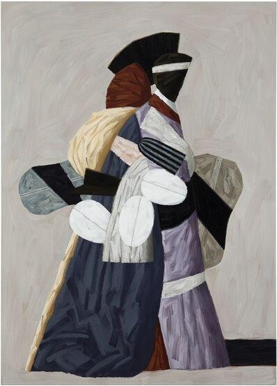 Lauri Laine, 'Grey Figure', 2016