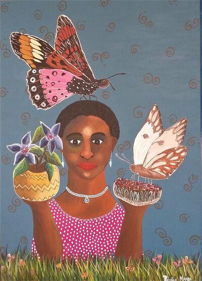 Phindile Mamba, 'Butterfly Woman ', 2018