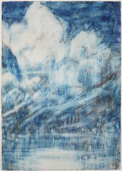 Christian Rohlfs, 'Weiße Wolke über dem See ', 1936