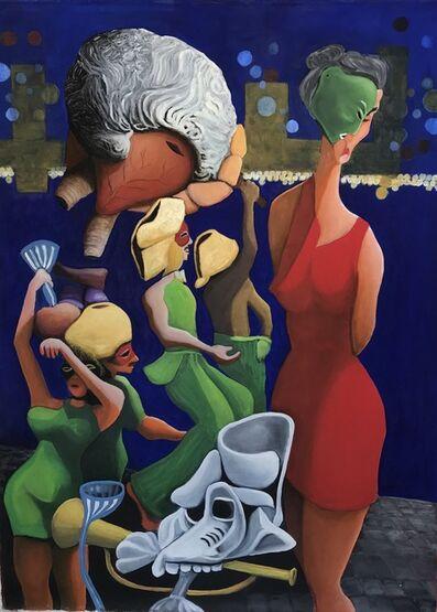 Paco Bosio, 'Sentimiento Latino', 2006