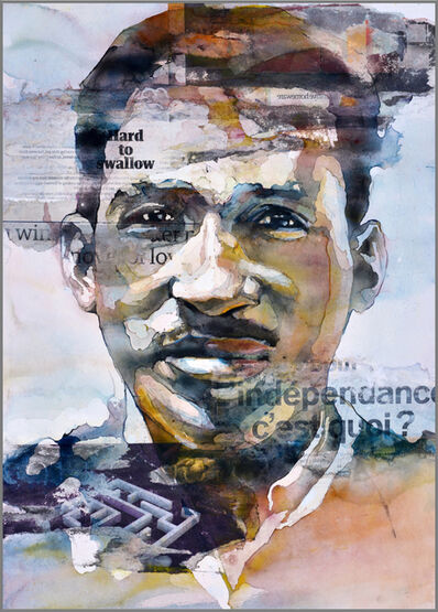 Bruce Clarke, 'What is Independence ? (Thomas Sankara)', 2018