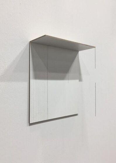 Jong Oh, 'Folding Drawing #11', 2019