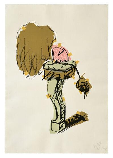 Claes Oldenburg, 'Perfume Atomizer, On a Chair Leg', 1997