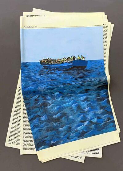 Vanderlei Lopes, 'Refugees', 2019