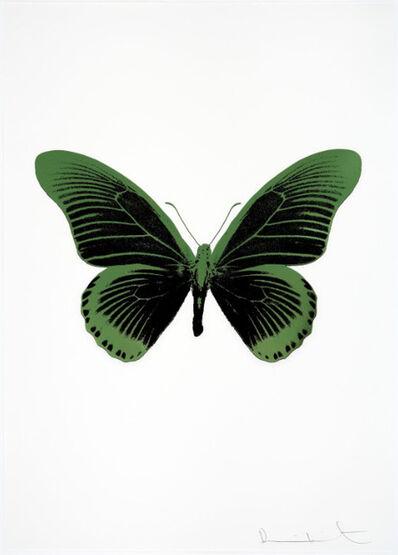 Damien Hirst, 'The Souls IV, Leaf Green / Raven Black', 2010