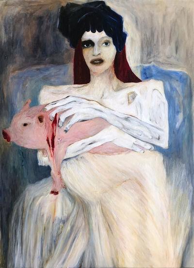 Kharis Kennedy, 'Angry Little Pig Eyes', 2020