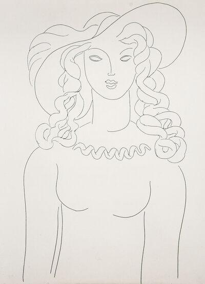 Henri Matisse, 'Poésies de Stéphane Mallarmé', 1932