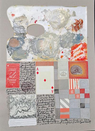Vera Ferro, 'Colagem 04 (Collage 04)', 2005