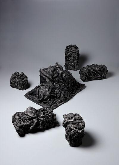 Liu Xi 柳溪, 'Heart Stain 心垢', 2017
