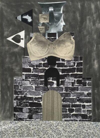 Derrick Adams, 'Countess N And Lizaveta Ivanovna (The Queen Of Spades) - Edition A', 2015