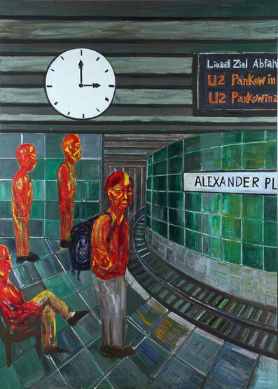 Suh Yongsun, 'U-Bahn Alexander platz', 2015
