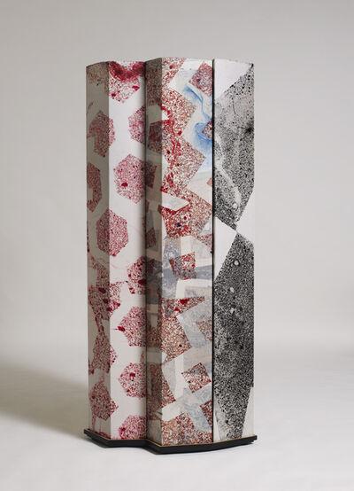 Richard Deacon, 'Housing 13', 2012