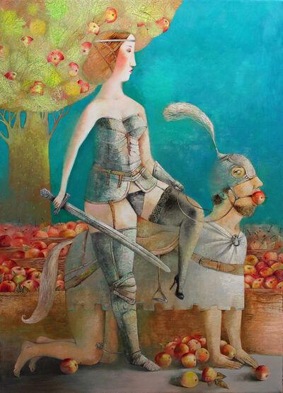 Anna Silivonchik, 'Forbidden Games', 2016