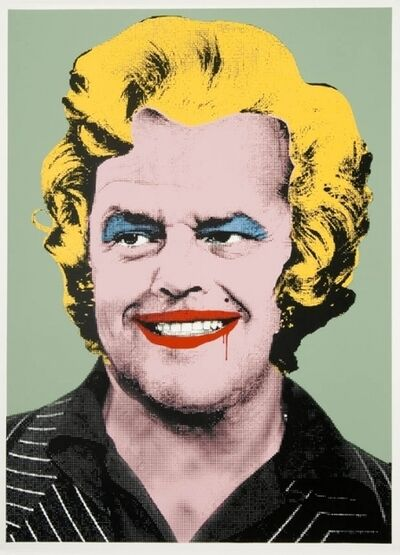 Mr. Brainwash, 'Nicholson Marilyn', 2008
