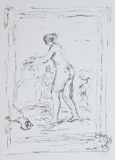 Pierre-Auguste Renoir, 'Femme au Cep de Vigne (Woman by the Grape Vine), 2nd variant', 1919