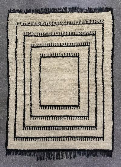 Josep Maynou, '5 carpets', 2018