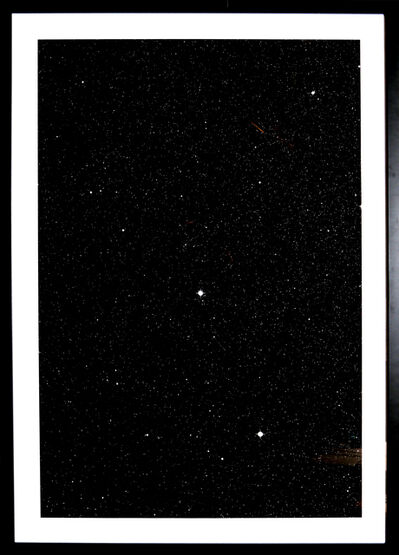 Thomas Ruff, 'Star 16h08m / 25 degrees', 2016