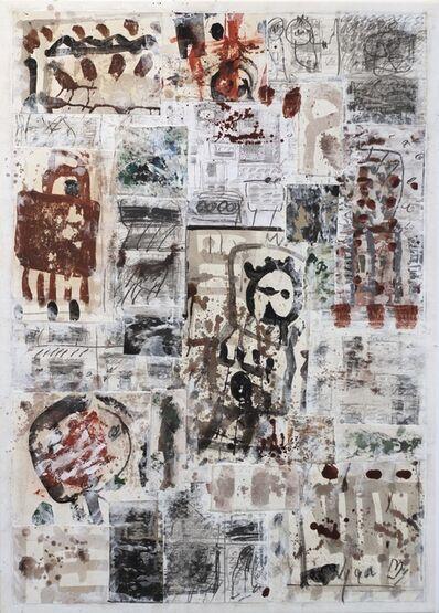 Vigintas Stankus, 'Walk in the Park (Collage IV)', 2016