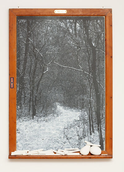 Helen Altman, 'Cold Road (2)', 2019