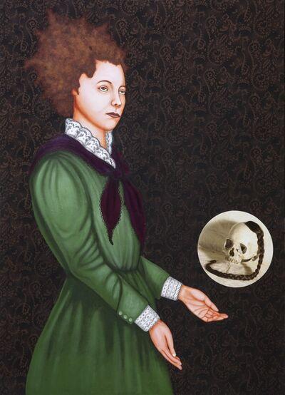 Lezley Saar, 'Melancholia Passing into Mania', 2012