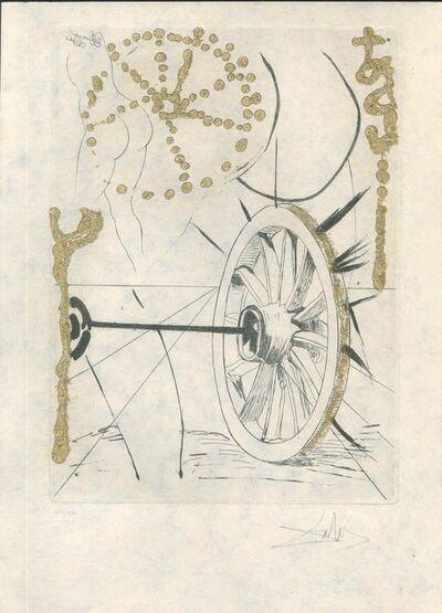 """Salvador Dalí, 'Bonne Fortune et Fortune - from """"Les Amours Jaunes""""', 1974"""