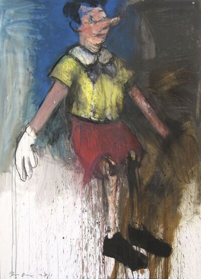 Jim Dine, 'The Foolish Boy', 2011