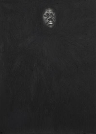 Robert Pruitt, 'Blackest Man', 2021