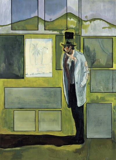 Peter Doig, 'Metropolitain (House of Pictures)', 2004