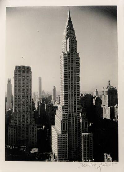 Berenice Abbott, 'Chrysler Building', 1938
