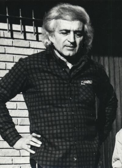 Mario Giacomelli, 'Portrait of Mario Giacomelli', 1974