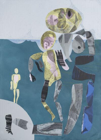 Sverre Bjertnæs, 'Skulptur ved havet 1', 2017