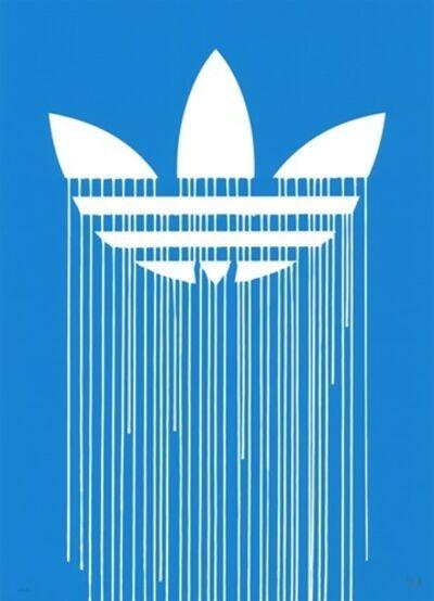 Zevs, 'Liquidated Adidas ', 2012