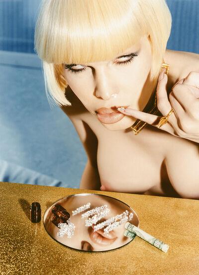 David LaChapelle, 'Amanda Lepore: Addicted to Diamonds', 1997